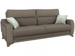 Диван-кровать Фрея арт. ТД-192 перламутрово-коричневый