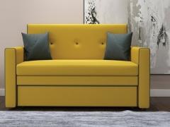 Диван-кровать Найс арт. ТД-113 горчичный