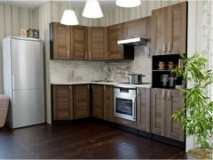 Гарнитур кухонный Кира Гранд Прайм угловой 1400х2600