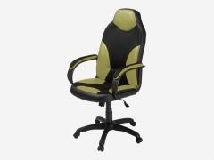 Кресло Дельта фисташковый-черный