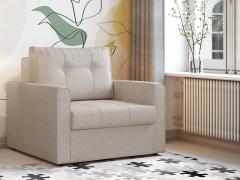Кресло-кровать Лео арт. ТК-345 бежевый