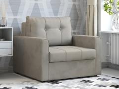 Кресло-кровать Лео арт. ТК-359 перламутрово-коричневый