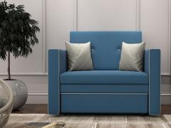 Кресло-кровать Найс арт. ТД-114 синий деним