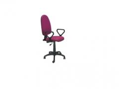 Кресло офисное Престиж Люкс gtpPN S50 ткань бордо