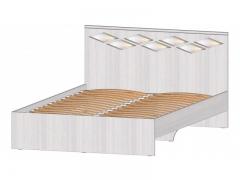 Кровать 1400 Диана анкор светлый