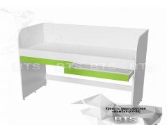 Кровать-чердак Мамба КР-06