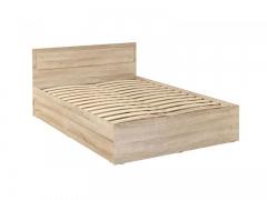 Кровать Дуэт Эко Дуб Сонома светлый