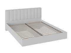 Кровать Глория Белый глянец