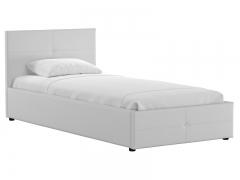 Кровать односпальная Синди 90 с подъемным механизмом белый