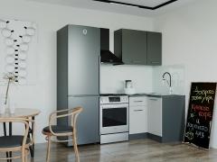 Кухонный гарнитур угловой Прима 1000У