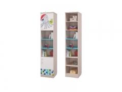 Шкаф для книг с 2-мя дверками Джимми