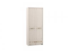 Шкаф комбинированный Флоренция 13.04 ШхВхГ 866х2103х397 мм