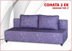 Соната 2 ЕК Эконом тип 2 Avon 218 фиолетовый