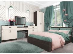 Спальня Ронда Венге-Дуб белфорт
