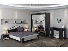 Спальня Верона венге-дуб молочный