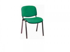 Стул офисный Iso chrome S34 ткань зеленая