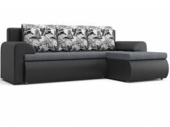Угловой диван Цезарь правый santana19-boston14